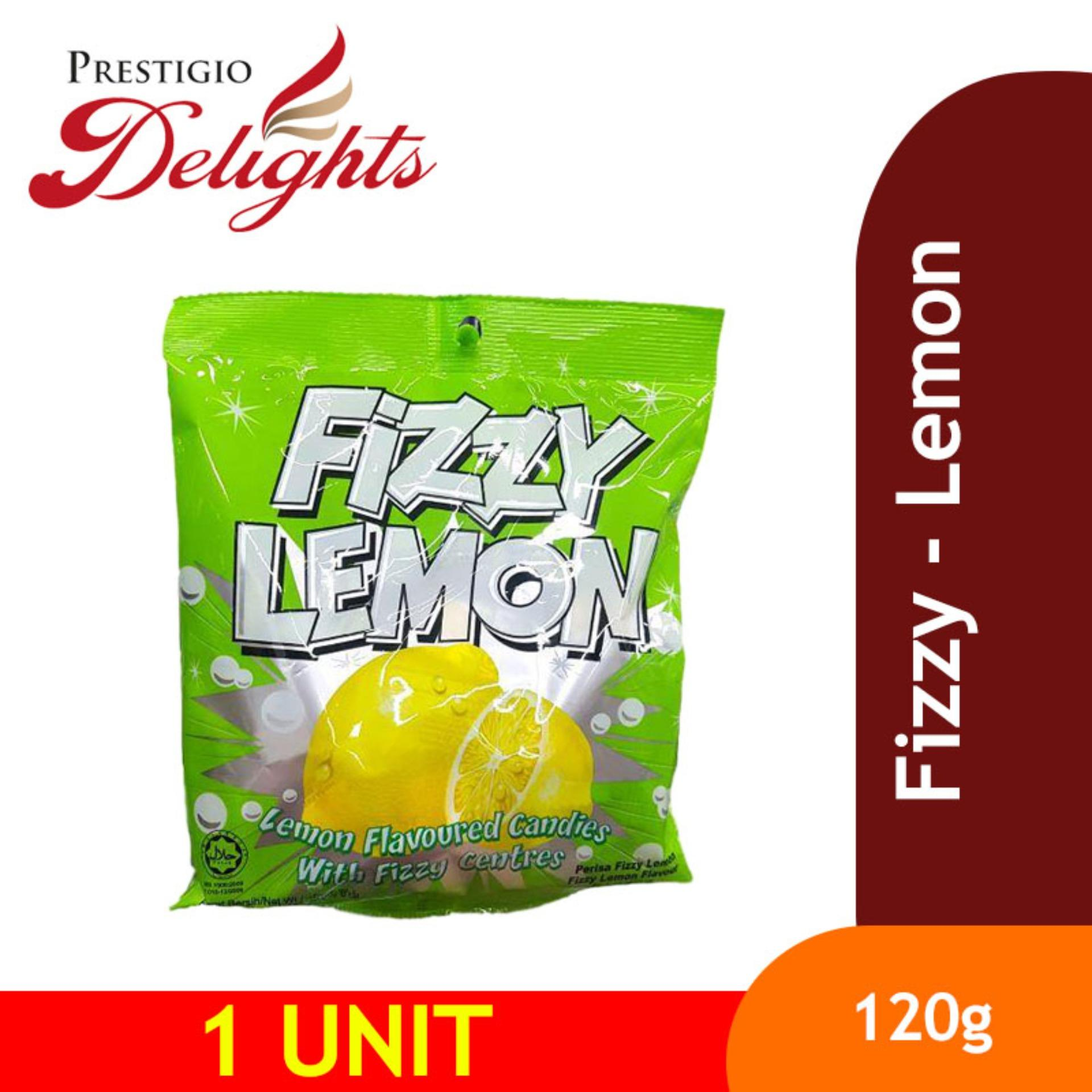 Fizzy - Lemon By Prestigio Delights.