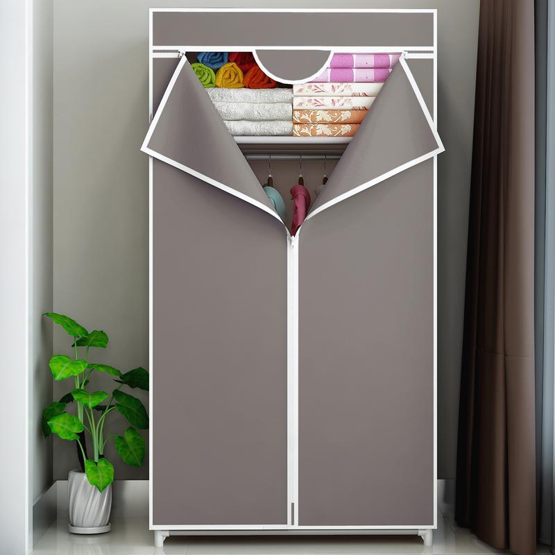 Shome nuo Nonwoven Fabric Combination Simple Wardrobe Cloth Wardrobe