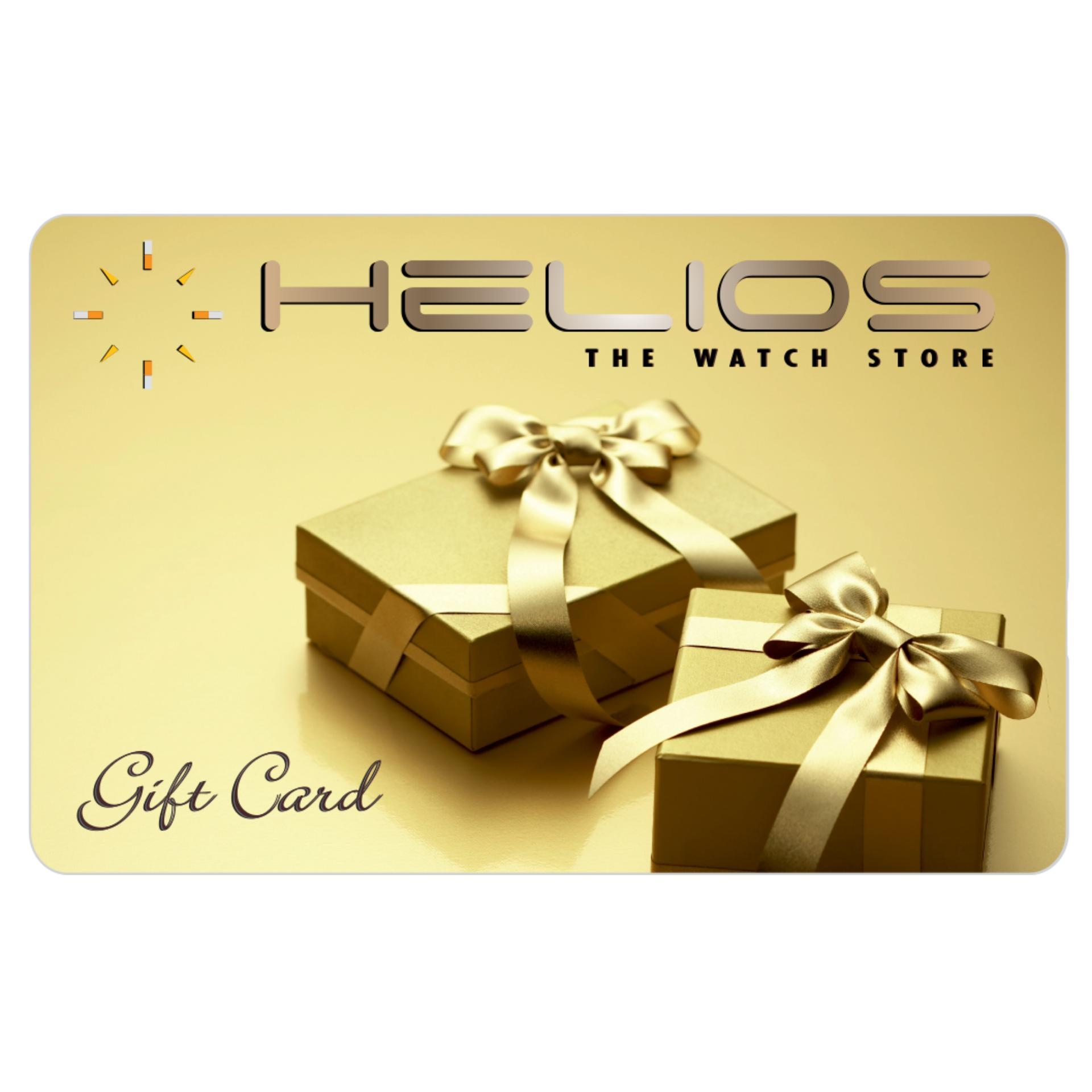 Helios Digital Gift Cards: Rs. 4005 By Qwikcilver Store.