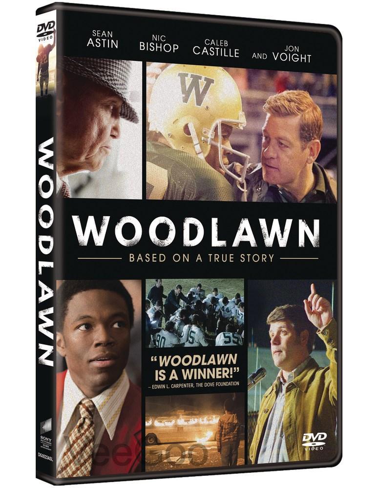 WOODLAWN 2015 DVD (PG/C3)