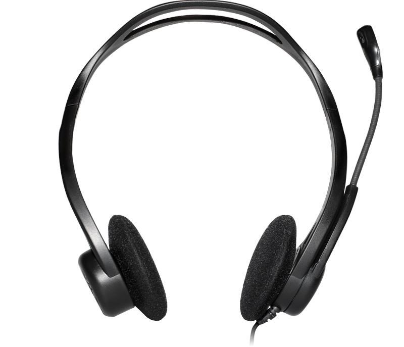 Logitech H370 USB Headset with Noise-Canceling Microphone 981-000710 Singapore
