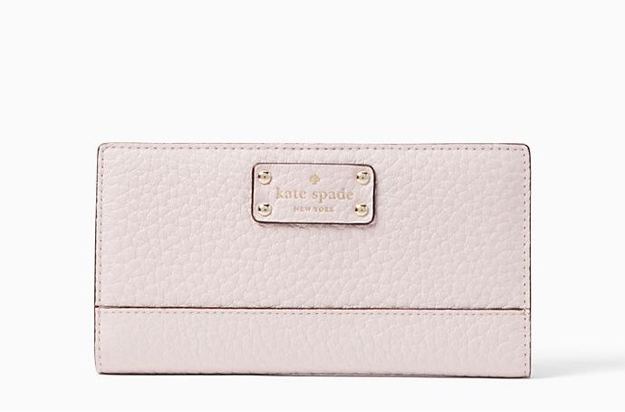 7bf2885857371 Authentic Kate Spade Bay Street Stacy Wallet