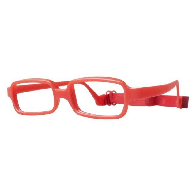 8ed4272803c Singapore. Miraflex Children s Eyeglasses in Red Pearl (New Baby 3)