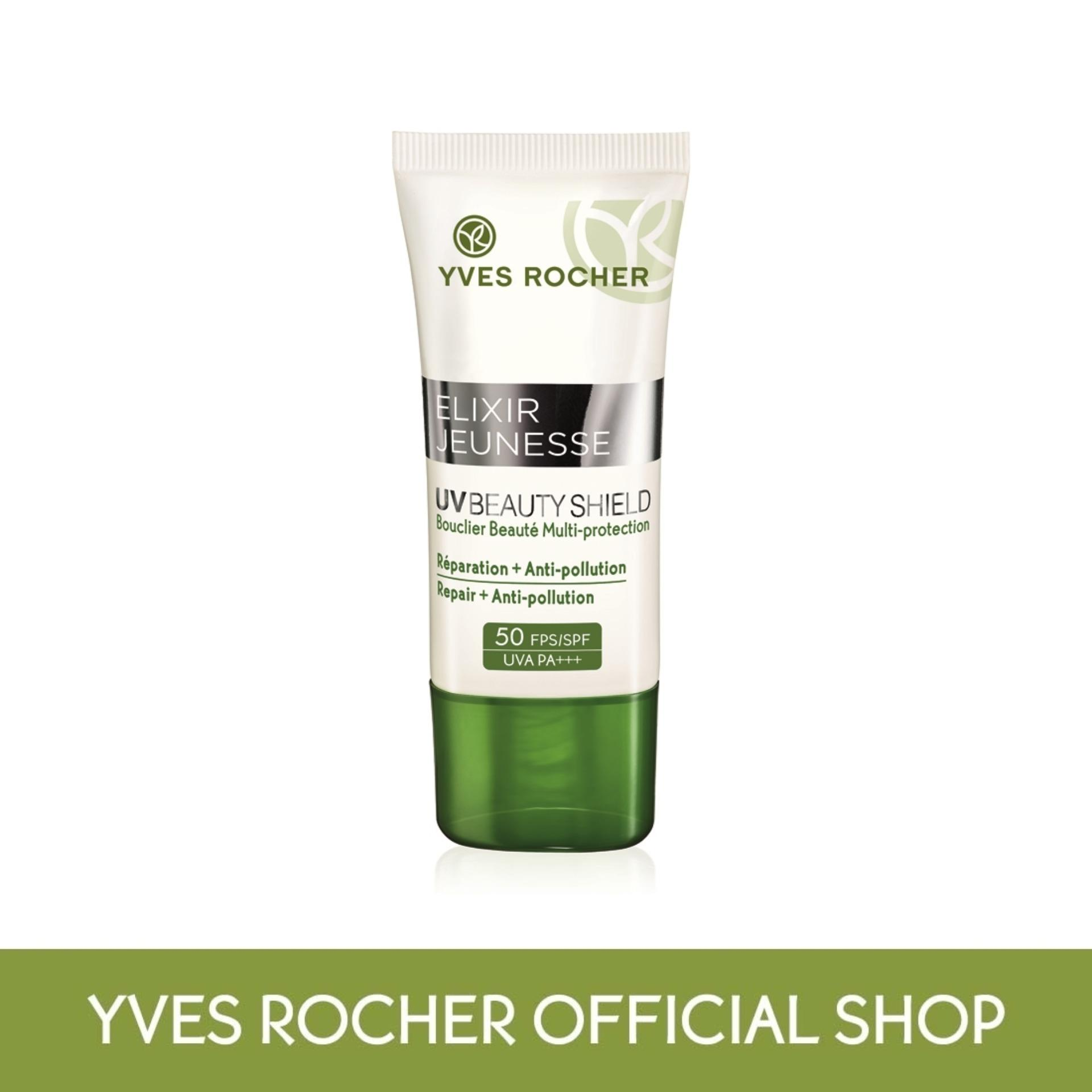 Yves Rocher Elixir Jeunesse Uv Beauty Shield Spf50 30ml By Yves Rocher Singapore (capitaland Merchant).