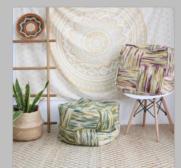 India Mandala Cloth Wall Decoration Mural Decoration Tapestry Tapestry Beach Towel Photographic Background Cloth