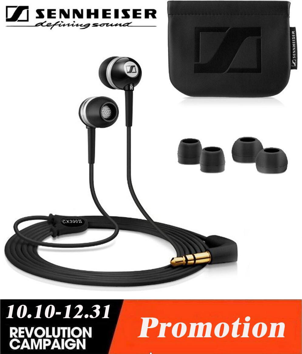 Latest Sennheiser In Ear Headphones Products Enjoy Huge Discounts Earphone Cx Sport Lukaihotspot Sen Cx300 Bass Hifi Earphones Earbuds