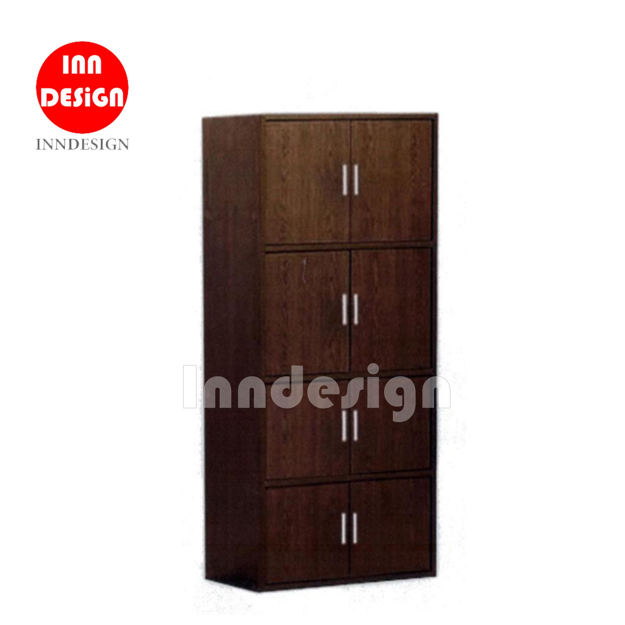 Elly IV Bookshelf/ Cabinet / Utility Cabinet / Storage Cabinet