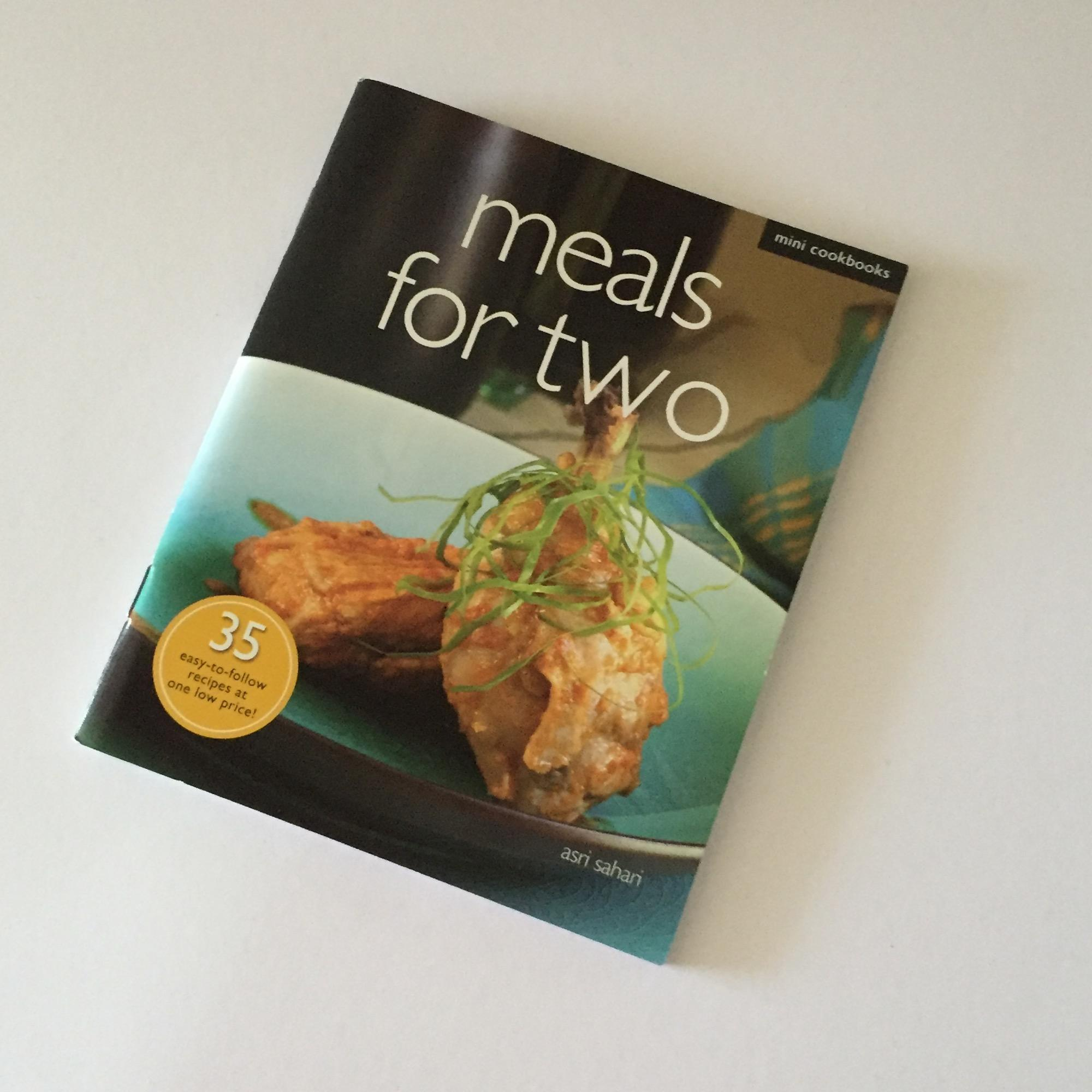 Meals For Two - Cookbook Recipe