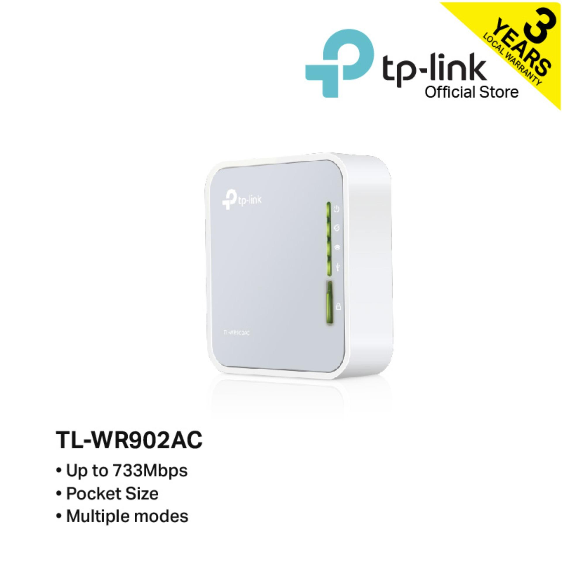 Latest Tp Link Routers Products Enjoy Huge Discounts Lazada Sg Router Wireless Tl Wr840n 300 Mbps Wr902ac Ac750 Travel