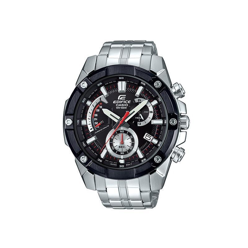 Casio EFR-559DB-1A EDIFICE Bulky Retro Chrono Watch