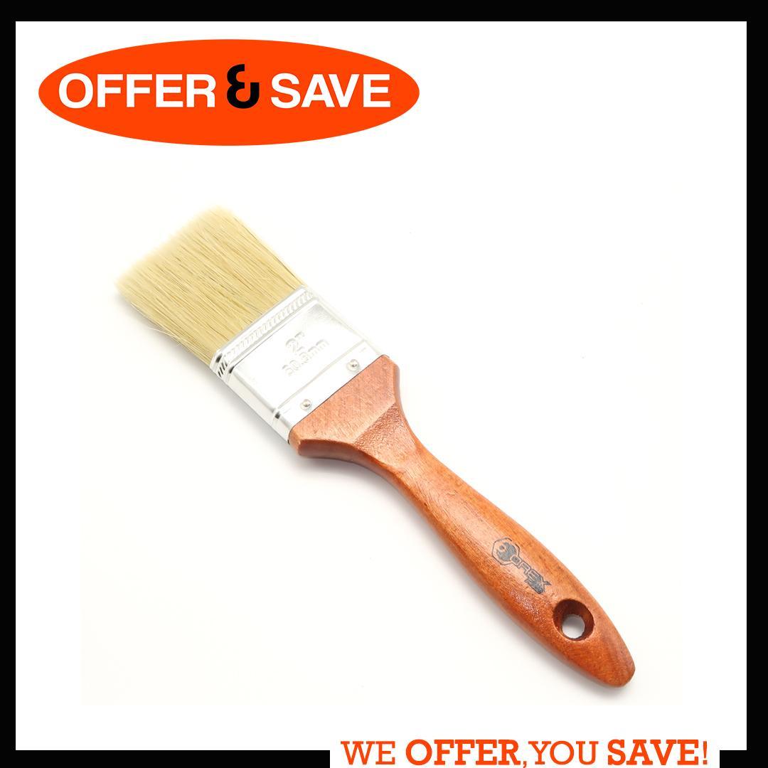 OREX RICO Paint Brush / Painting Brush 2