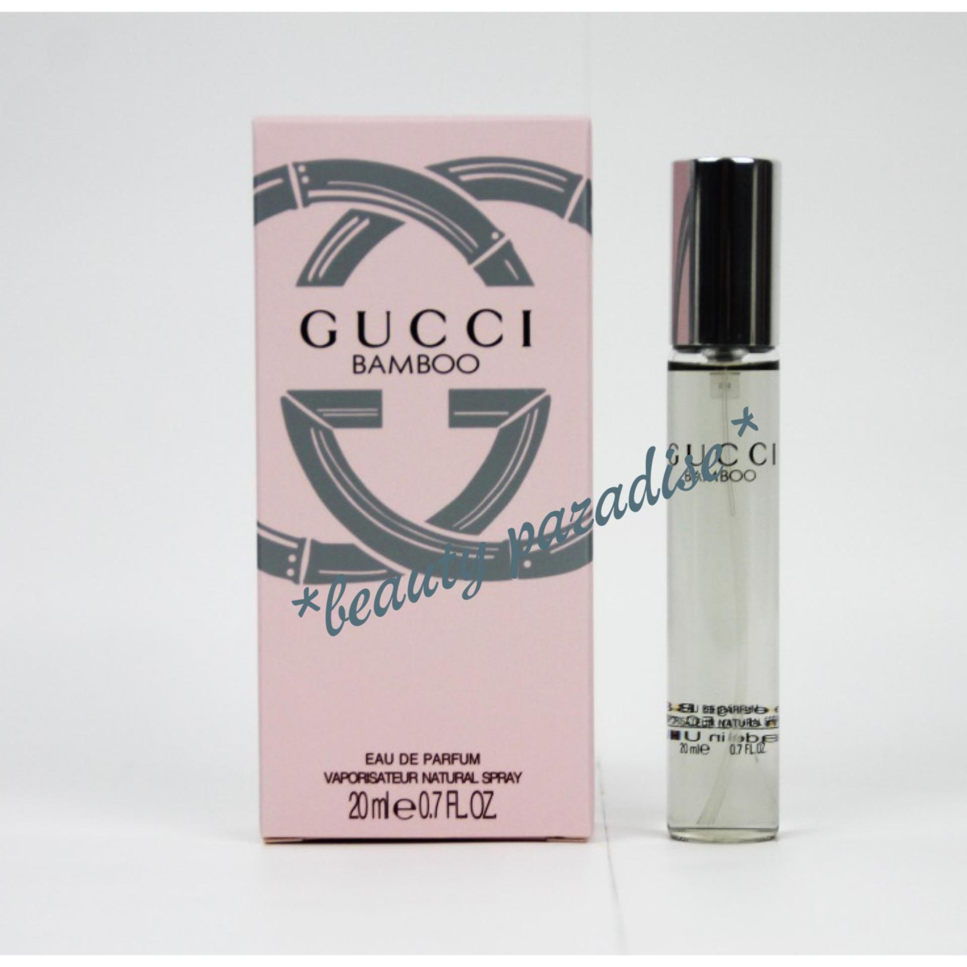 Latest Gucci Fragrances Products Enjoy Huge Discounts Lazada Sg Bamboo Edp 75ml Women Purse Perfume