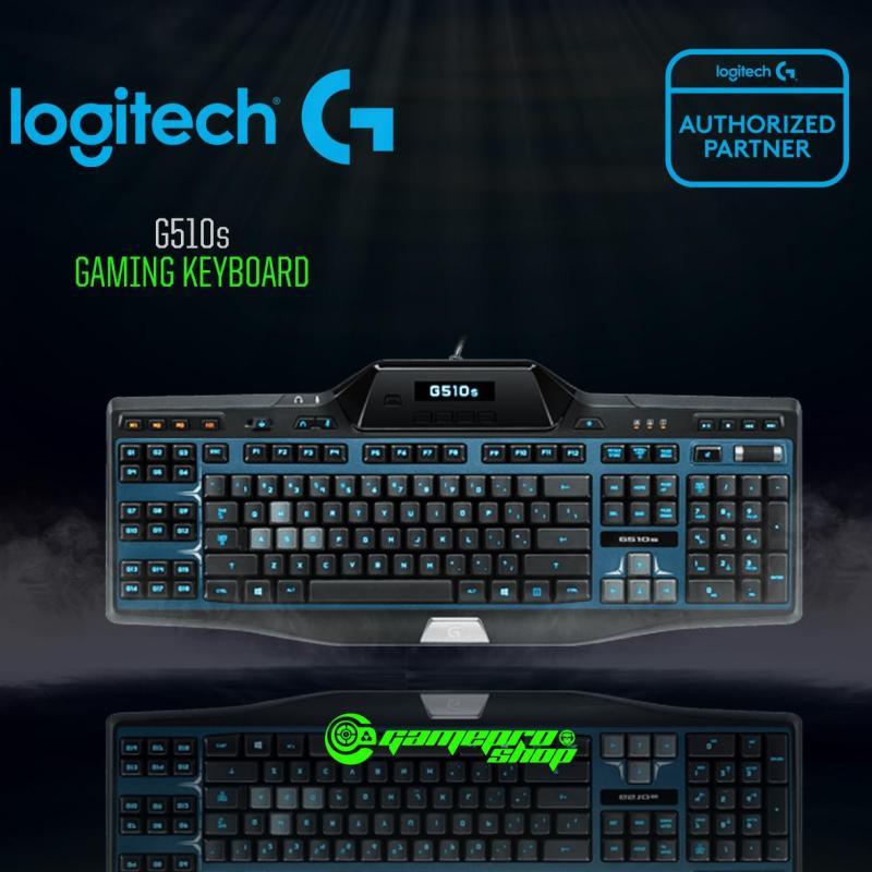 Logitech G510s Gaming Keyboard *GSS PROMO* Singapore