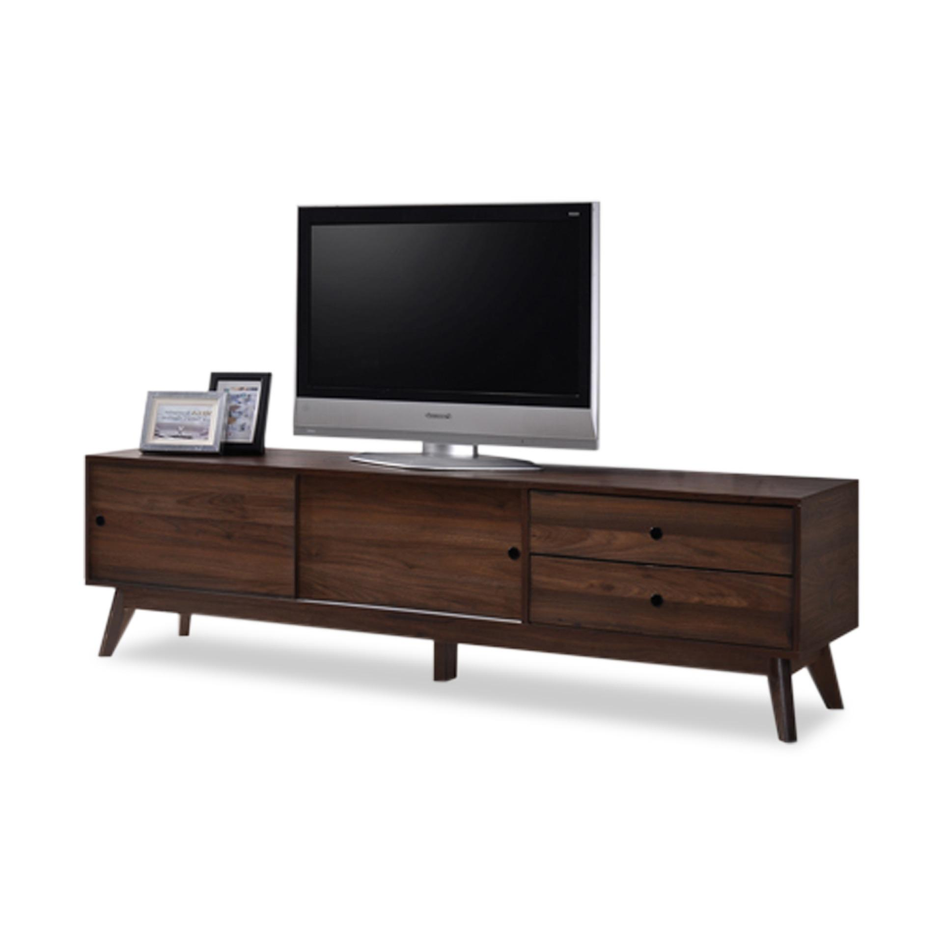Justin TV Cabinet 1.8m (FREE DELIVERY)(FREE ASSEMBLY)