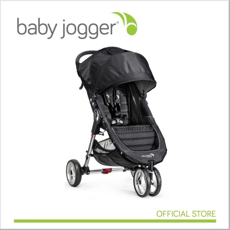 Baby Jogger City Mini Single Collection BLACK Singapore