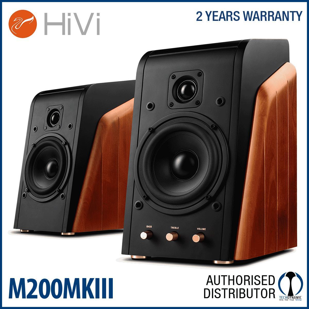 Hivi Swanspeakers M200Mkiii 2 Multimedia Speakers Free Shipping