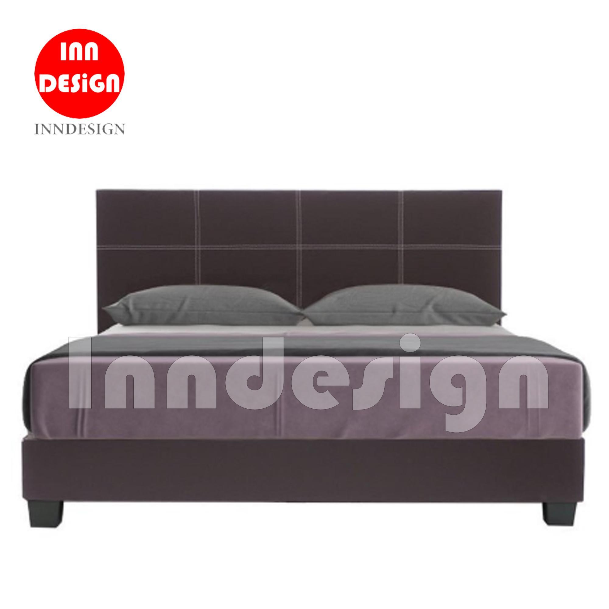 Azuni Queen Size Bedframe PVC