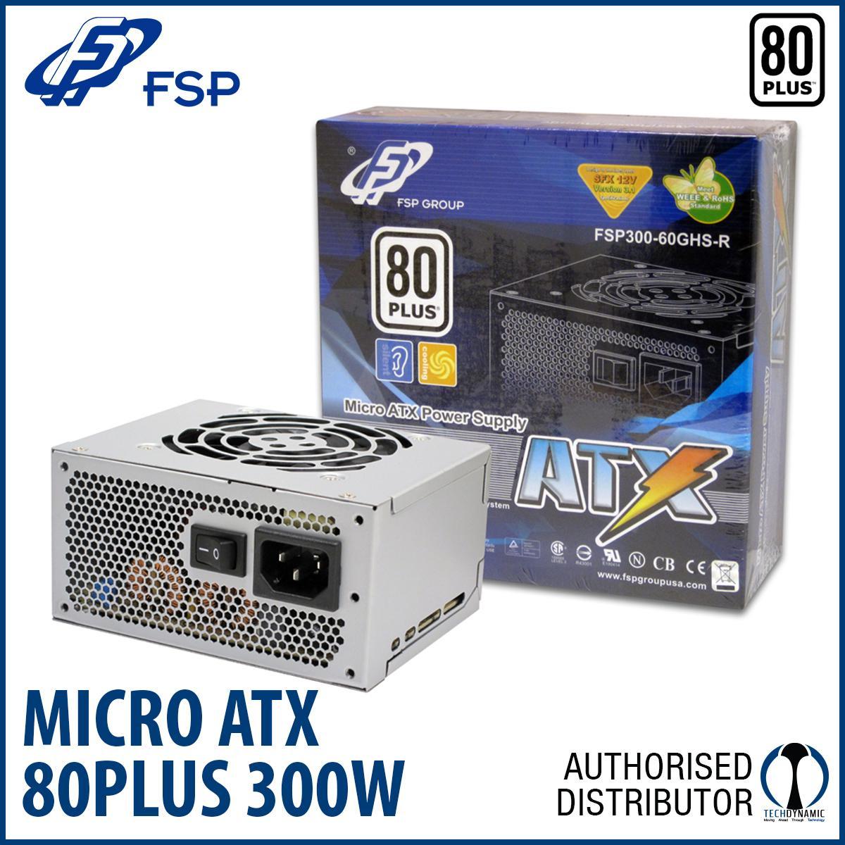 Recent Fsp 300W Atx 80 Power Supply