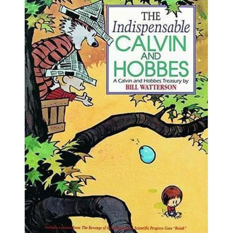 Indispensable Calvin and Hobbe