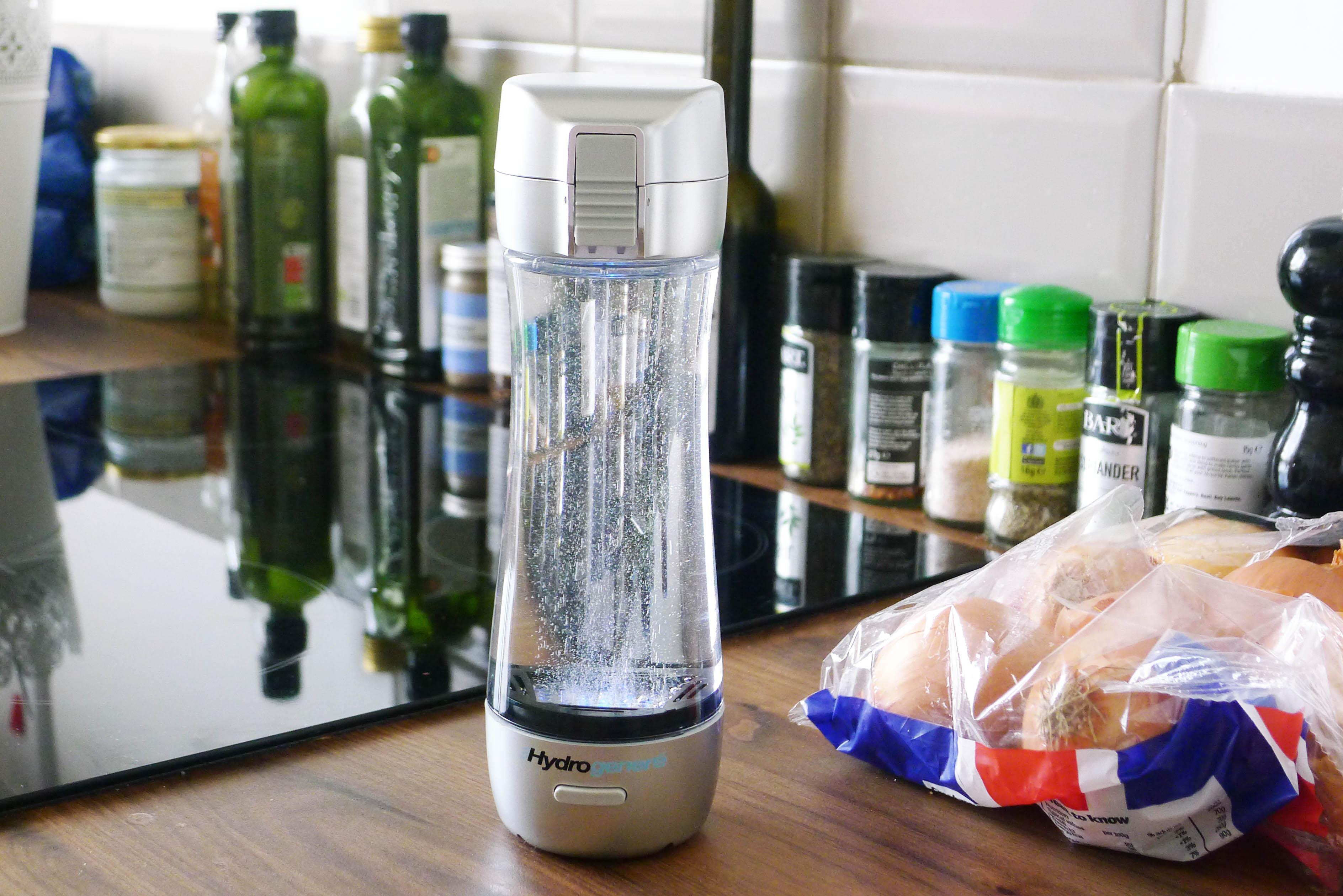 17116a5e75 Hydrogeneré Portable Hydrogen Water Generator (Hydrogen Bottle ...