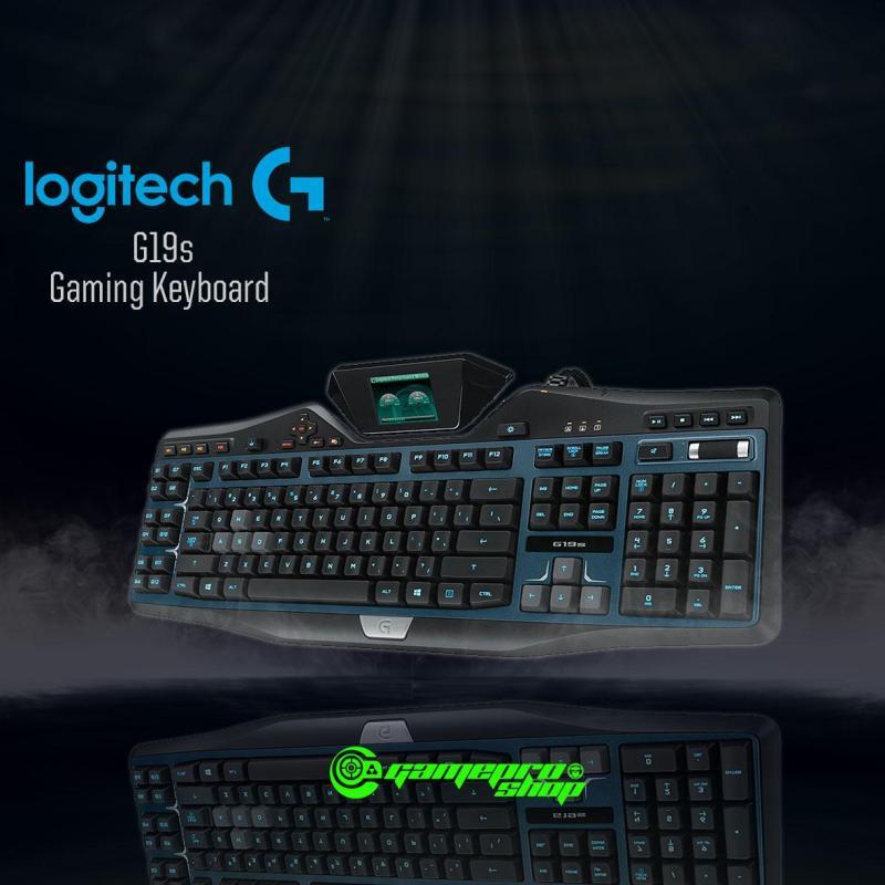 Logitech G19s Gaming Keyboard *END OF MONTH PROMO* Singapore