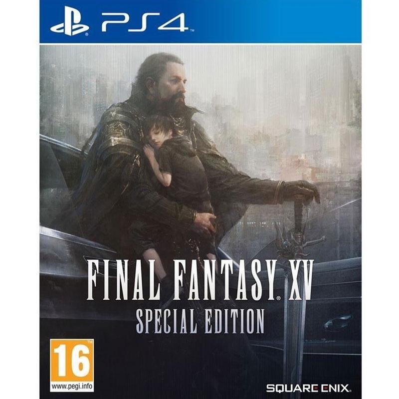 Ps4 Final Fantasy Xv Steelbook Edition R2 English Sale