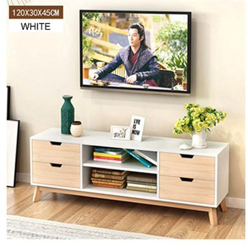 JIJI NEW West Brook Multi-Compartment TV Console (FREE Installation) - Tables/ Living Room Furniture (SG)