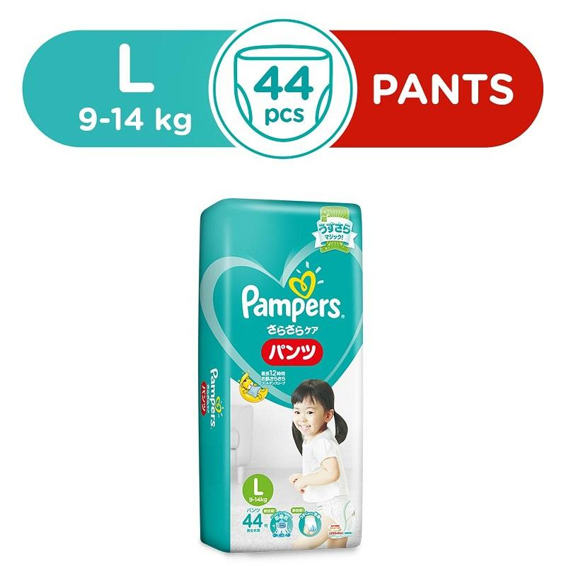 Buying Pampers Baby Dry Pants L44S 9 14Kg X 1 Pack