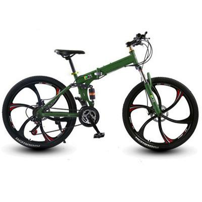 Jiji 26 Inch Land Rover Foldable Bike (free Assembly Service) - Casual Bicycle / Leisure Bicycle / Foldable Bicycle / Portable Bicycle / 6 Month Warranty (sg) By Jiji Sports.