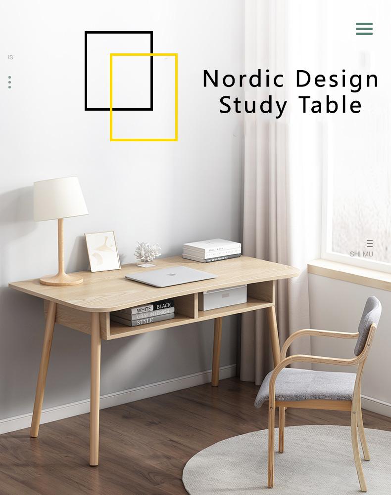 Study Table Desktop Home Office Desk Organizer Dressing Table