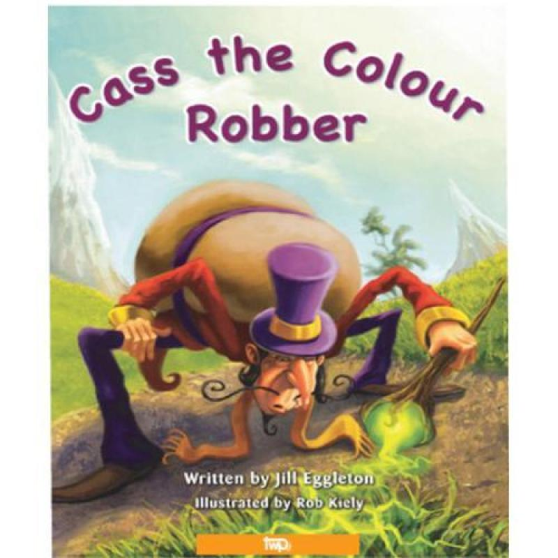 Cass the Colour RobberBig Book 2