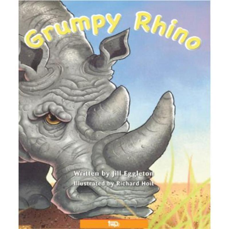 Grumpy Rhino Big Book 2
