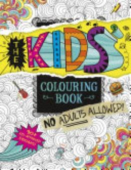 Harga The Kids' Colouring Book.