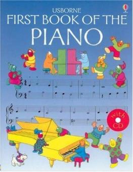Harga The Usborne First Book of the Piano.