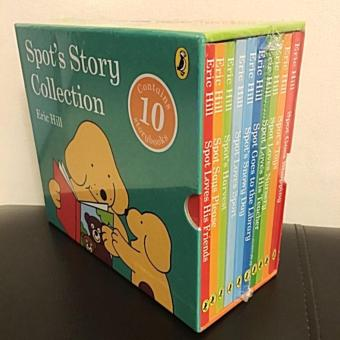 Harga Spot Collection (10 Books) By Eric Hill