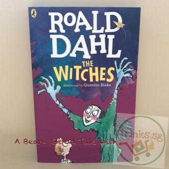 Harga The Witches by Roald Dahl