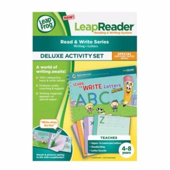 Harga Leapfrog Leapreader Read & Write Deluxe Writing Activity Set