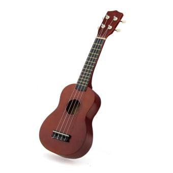 "Harga Coffee 21"" Acoustic Concert Ukulele with Case Vintage (EXPORT)"