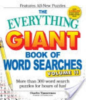 Harga The Everything Giant Book of Word Searches.