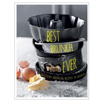 Harga Best Brunch Ever Cookbook