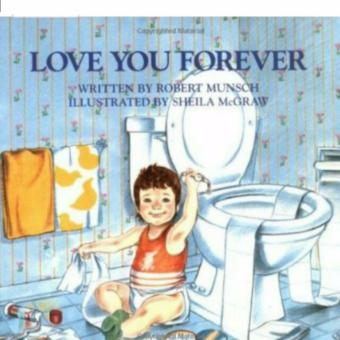 Harga Love You Forever By Robert Munch