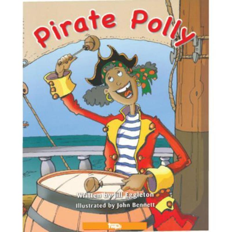 Pirate Polly Big Book 2
