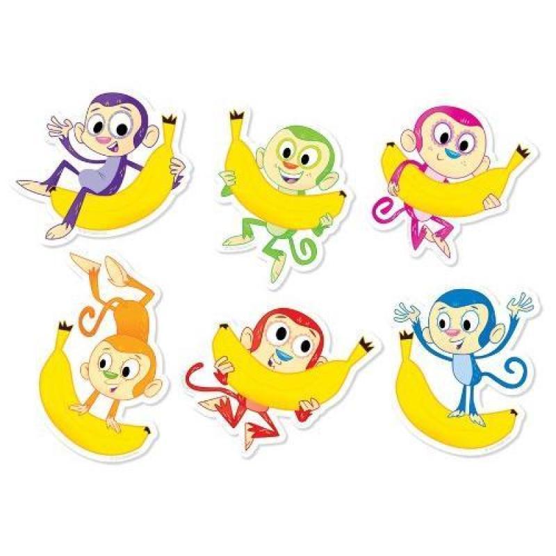 SC553127 Jingle Jungle Monkeys Accents