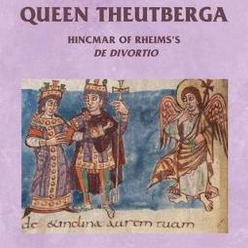 The Divorce of King Lothar and Queen Theutberga (Author: , ISBN: 9780719082962)