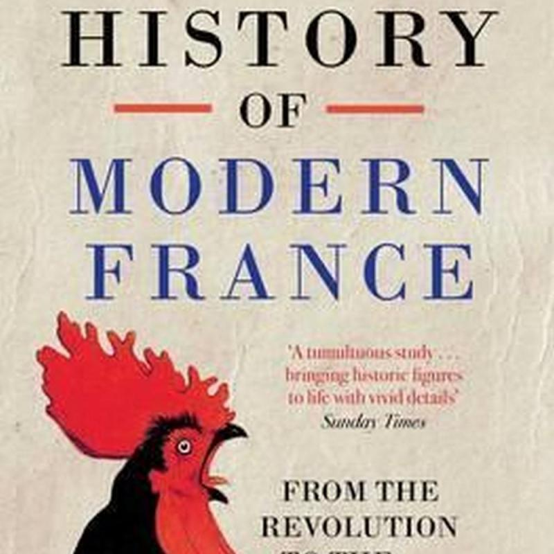 The History of Modern France (Author: Jonathan Fenby, ISBN: 9781471129308)