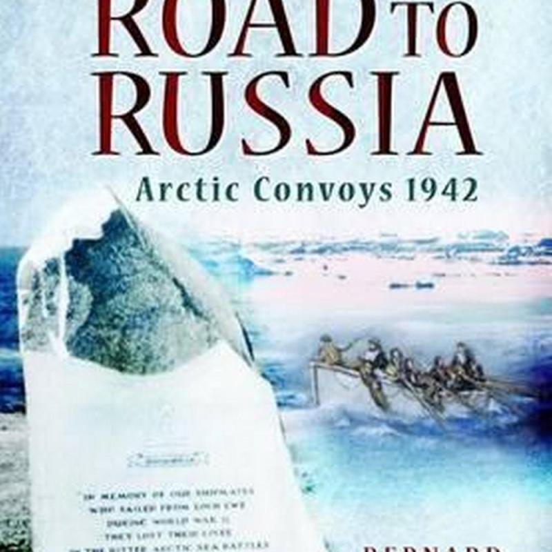 The Road to Russia (Author: Bernard Edwards, ISBN: 9781473827677)