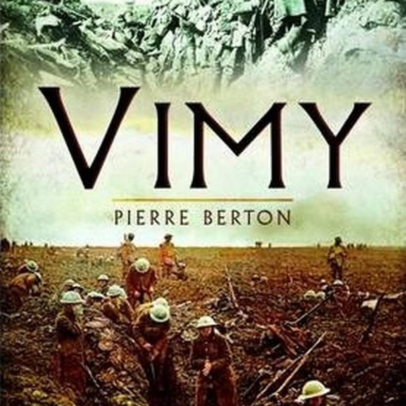 Vimy (Author: Pierre Burton, ISBN: 9781848848627)