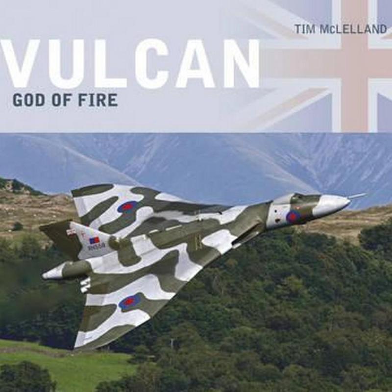 Vulcan (Author: Tim McLelland, ISBN: 9780750967839)