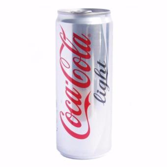 Harga Coca Cola Light 24 Cans x 330ml