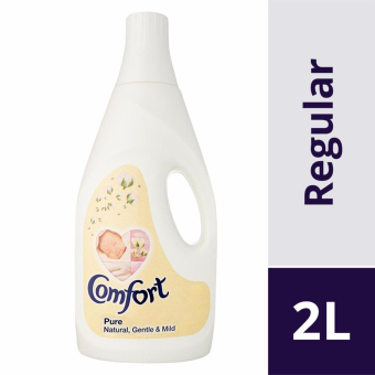 Harga Comfort Regular Pure Fabric Softener 2L
